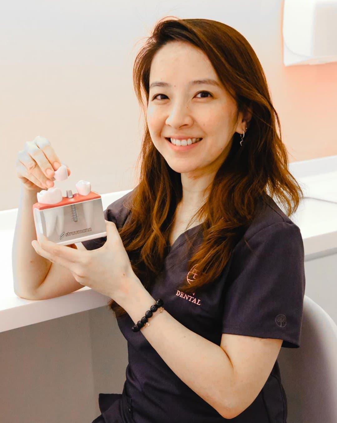 dr Marlene Teo
