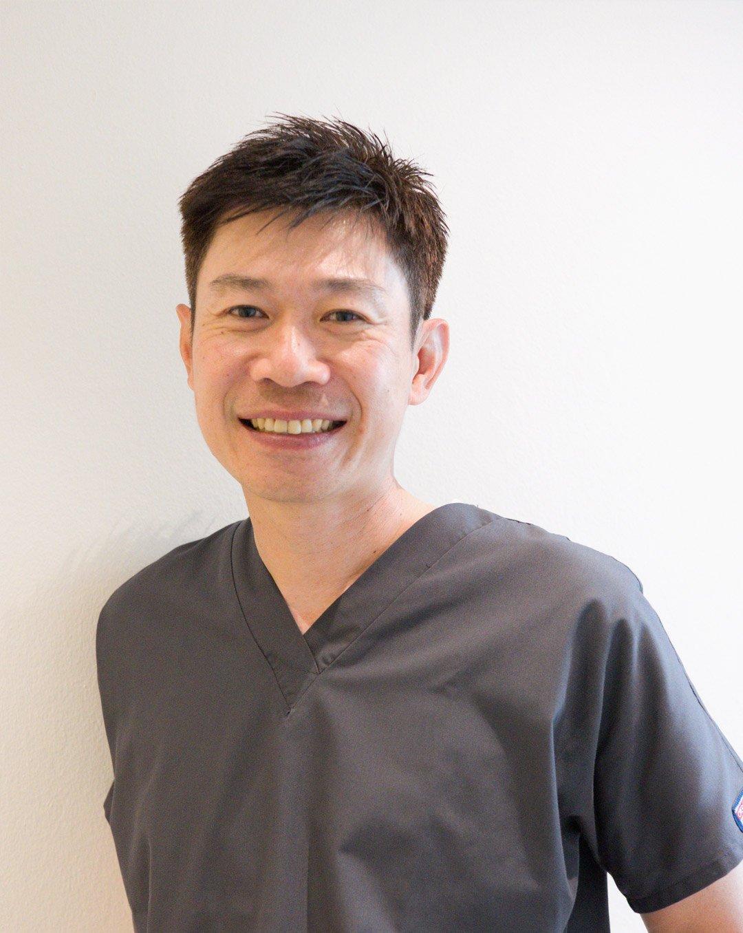 Dr. Tony Wong
